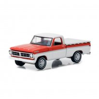 Imagem - Miniatura Picape Ford F-100 (1971) - Exclusive - 1:64 - Greenlight