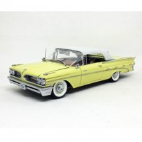Imagem - Miniatura Carro Pontiac Bonneville Closed Convertible (1959) - 1:18 - Sun Star