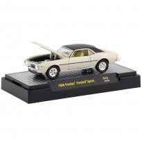 Imagem - Miniatura Carro Pontiac Firebird Sprint (1968) - Detroit-Muscle - 1:64 - M2 Machines