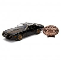 Imagem - Miniatura Carro Pontiac Firebird Trans Am (1977) Smokey And The Bandit - Die Cast - 1:24 - Jada Toys