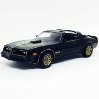 Imagem - Miniatura Carro Pontiac Firebird Trans Am (1977) - Smokey And The Bandit - 1:24 - Greenlight Collectibles