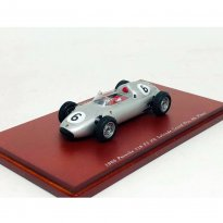 Imagem - Miniatura Carro Porsche 718 F2 - #6 Solitude Grand Prix 4th (1960) - 1:43 - True Scale Miniatures