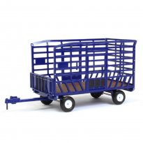 Imagem - Miniatura Complemento Agrícola - Bale Throw Wagon - Down On The Farm - Serie 2 - 1:64 - Greenlight