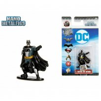 Imagem - Boneco Batman Tactical Suit DC32 - Justice League - DC - Nano Metalfigs - Jada Toys