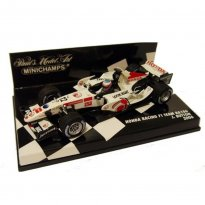 Imagem - Miniatura Formula 1 Honda Racing F1 Team RA106 - J. Button (2006) - 1:43 - Minichamps