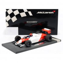 Imagem - Miniatura Fórmula 1 Mclaren Ford MP4/1C - USA GP West 1983 - #8 N. Lauda - 1:18 - Minichamps