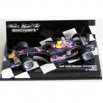 Imagem - Red Bull Racing Cosworth F1: RB1 - V. Liuzzi (2005) - 1:43 - Minichamps