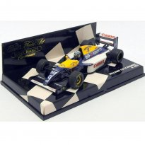 Imagem - Williams F1: FW 15 Damon Hill (1993) - 1:43 - Minichamps