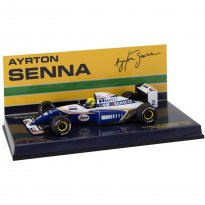 Imagem - Williams F1: Renault FW16 - Ayrton Senna #2 (1994) - 1:43 - Minichamps