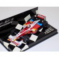 Imagem - Williams F1: Supertec FW21 A. Zanardi (1999) - 1:43 - Minichamps