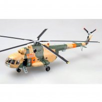 Imagem - Miniatura Helicóptero German Army Rescue Group Mi-8 Hip-C - 1:72 - Easy Model