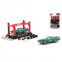 Imagem - Miniatura Carro Dodge Super Bee 383 (1970) Model Kit - 1:64 - M2 Machines