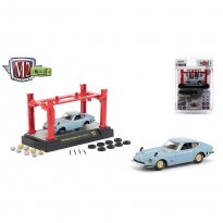 Imagem - Miniatura Carro Nissan Fairlady Z432 (1970) Auto-Japan - Model Kit - Azul - 1:64 - M2 Machines