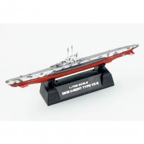 Imagem - Miniatura Navio German Navy DKM U-Boat Type VIIB - 1:700 - Easy Model