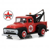 Imagem - Miniatura Picape Ford F-100 (1956) - Caltex - Running On Empty - Série 6 - 1:64 - Greenlight