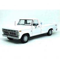 Imagem - Miniatura Picape Ford F-100 (1973) Branco - 1:18 - Greenlight Collectibles