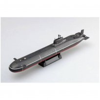 Imagem - Miniatura Submarino Russsian Navy Typhoon Class - 1:700 - Easy Model