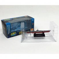 Imagem - Miniatura Submarino DKM U-boat Type IX - 1:700 - Easy Model