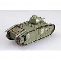Imagem - Miniatura Tanque German Flammpanzerwerfer Char B1 - Paris 1944 - 1:72 - Easy Model