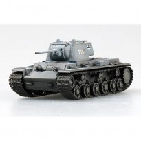 Imagem - Miniatura Tanque Germany Army KV-1 (1941) - 1:72 - Easy Model