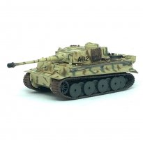 Imagem - Miniatura Tanque German Army Tiger I Early Type (Russia, 1943) - 1:72 - Easy Model