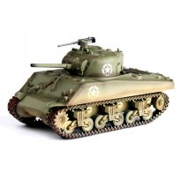 Imagem - Miniatura Tanque US Army M4A3 Sherman (Normandy 1944) - 1:72 - Easy Model
