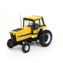 Imagem - Miniatura Trator Agrícola - Tractor (1983) - Amarelo - Down On The Farm - Serie 1 - 1:64 - Greenlight