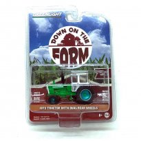 Imagem - Miniatura Trator Agricola (1972) Down On The Farm - Série 3 - 1:64 - Greenlight (Chase / Green Machine)