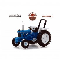 Imagem - Miniatura Trator Agrícola Ford 5610 (1982) Down On The Farm - 1:64 - Greenlight