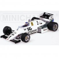 Imagem - Williams Ford F1: FW 08C K Rosberg - 1:43 - Minichamps