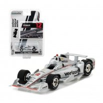 Imagem - Miniatura Fórmula 1 Penske Racing Will Power #12 - Verizon - Fórmula Indy (2017) - 1:64 - Greenlight
