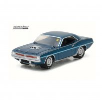Imagem - Miniatura Carro Plymouth Hemi Cuda (1970) - Mecum Auctions - 1:64 - Greenlight