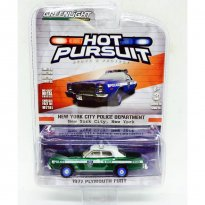 Imagem - Plymouth: Fury (1977) - Hot Pursuit - Série 24 - 1:64 - Greenlight (Chase / Green Machine)