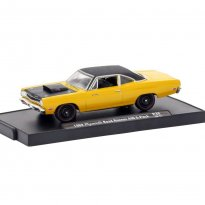Imagem - Plymouth: Road Runner 440 6-Pack (1969) - Auto Drivers - 1:64 - M2 Machines