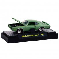 Imagem - Miniatura Carro Pontiac GTO Judge (1969) - Detroit Muscle - 1:64 - M2 Machines