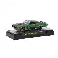 Imagem - Pontiac: GTO Judge (1969) - Verde - Wild Cards - 1:64 - M2 Machines
