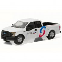 Imagem - Miniatura Carro Ford F-150 XL (2015) - Blue Collar Collection - 1:64 - Greenlight