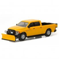 Imagem - Miniatura Carro Dodge Ram 1500 Tradesman (2014) - Blue Collar Collection - 1:64 - Greenlight