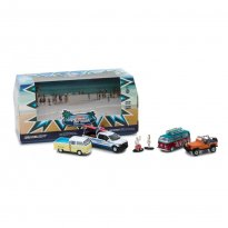 Imagem - Set Miniatura Spring Break Road Trip - 1:64 - Greenlight