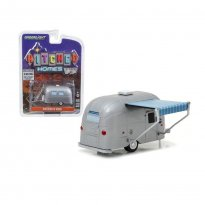 Imagem - Miniatura Trailer Airstream 16' Bambi - Hitched Homes - Série 1 - 1:64 - Greenlight