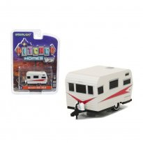 Imagem - Miniatura Trailer Siesta Travel (1959) - Hitched Homes - Série 1 - 1:64 - Greenlight