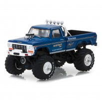 Imagem - Miniatura Picape Ford F-250 (1974) - Bigfoot #1 The Original Monster Truck - 1:64 - Greenlight
