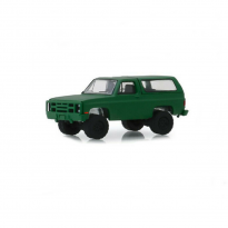 Imagem - Miniatura Carro Chevrolet K5 Blazer M1009 (1988) - Blue Collar Collection - Série 6 - 1:64 - Greenlight