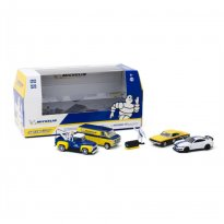 Imagem - Set Miniatura Michelin - 1:64 - Greenlight Collectibles