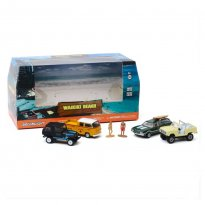 Imagem - Set Miniatura Waikiki Beach Summer Bash - 1:64 - Greenlight Collectibles