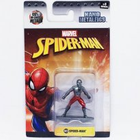 Imagem - Boneco Spider Man MV52 - Marvel Spider-Man - Nano Metalfigs - Jada Toys