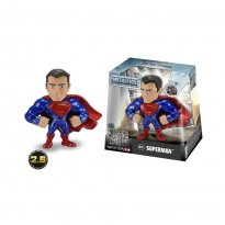 Imagem - Boneco Superman M541 - Justice League - Metalfigs - 2.5'' 6cm - Jada Toys