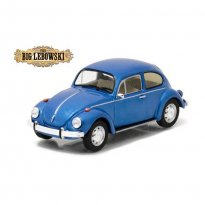 Imagem - Miniatura Carro Volkswagen Beetle / Fusca Da Fino's - The Big Lebrowski - 1:43 - Greenlight Collectibles