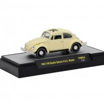Imagem - Volkswagen: Beetle / Fusca Deluxe USA Model (1967) Auto-Thentics - 1:64 - M2 Machines