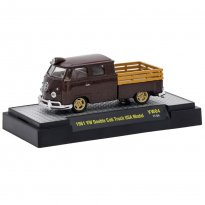 Imagem - Volkswagen: Kombi Double Cab Pickup Truck USA Model (1961) Auto-Thentics - 1:64 - M2 Machines
